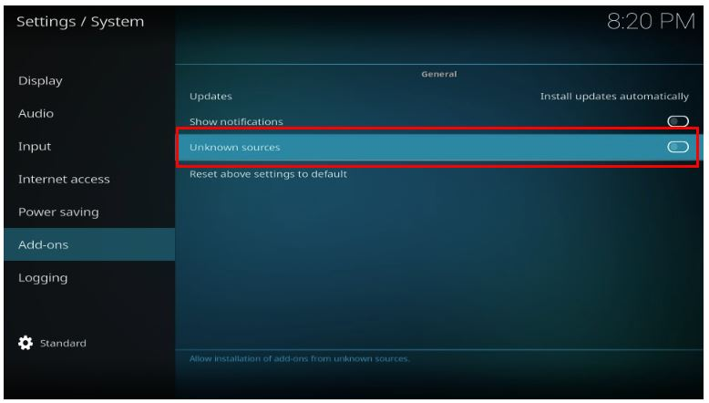 tempest addon for kodi