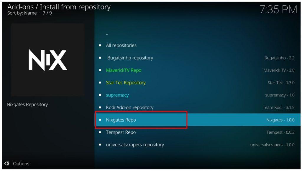 install seren repository