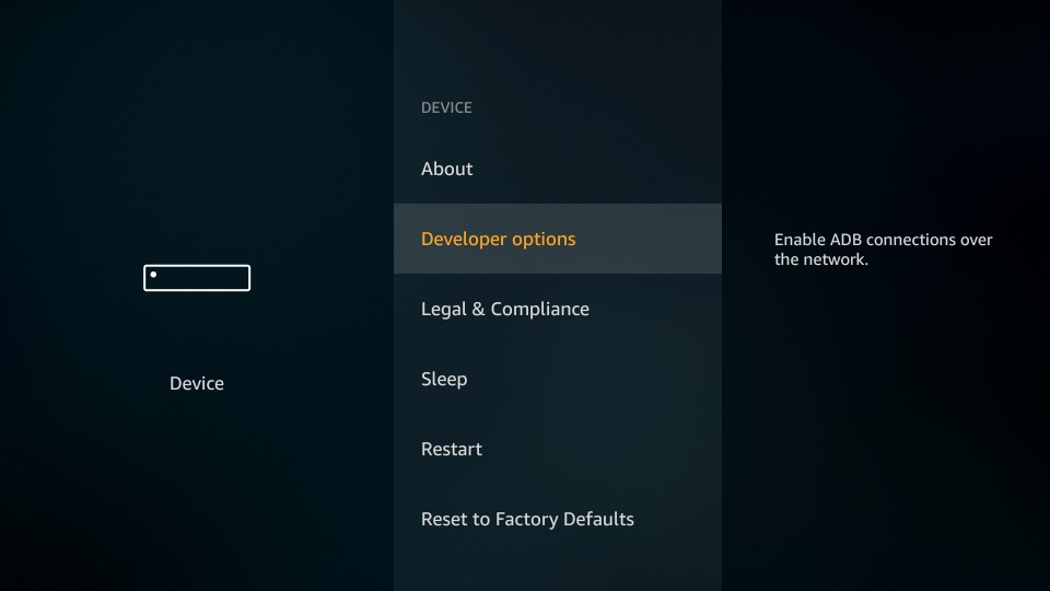 steps to install teatv on amazon firestick