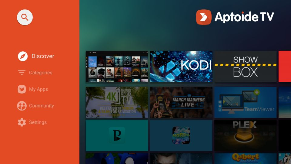 how to setup aptoide tv on firestick