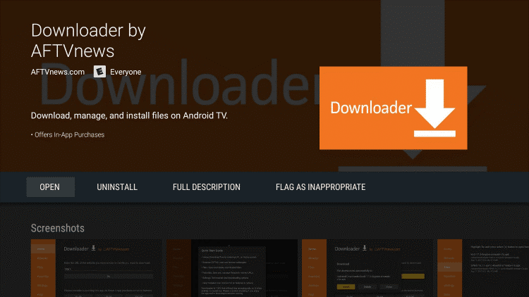android box downloader