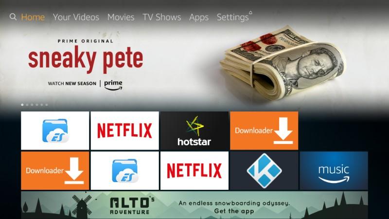 redbox tv on firestick