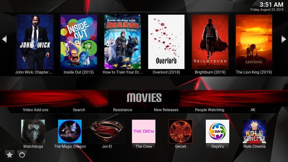 20 Best Kodi Builds that Work with All Devices (2019
