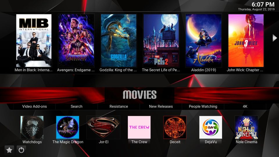 slamious kodi build