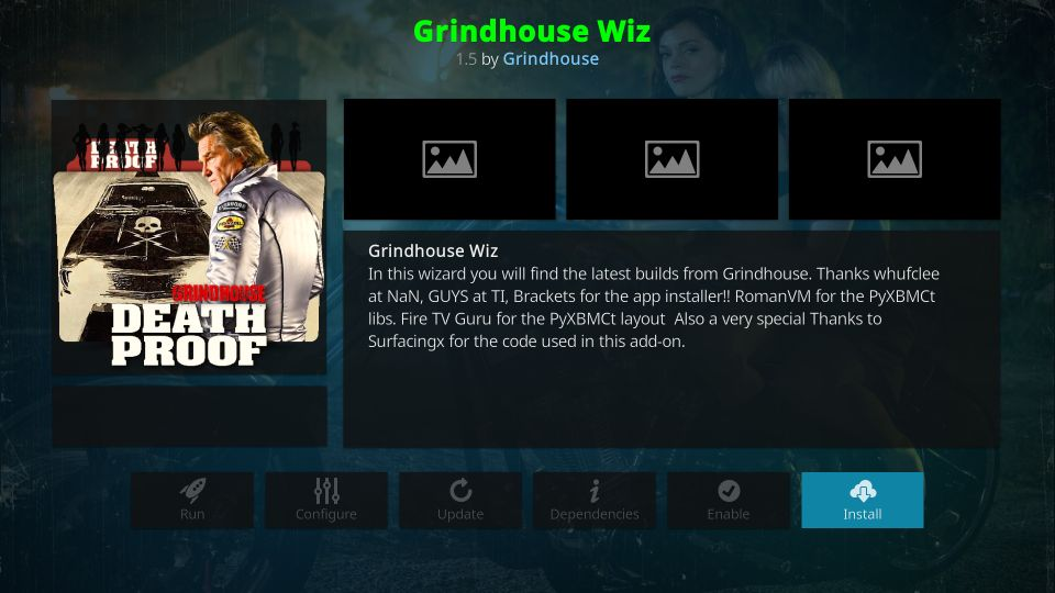 grindhouse kodi builds