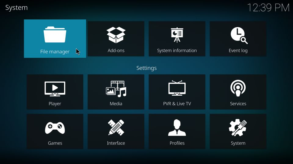 one nation portal build for kodi