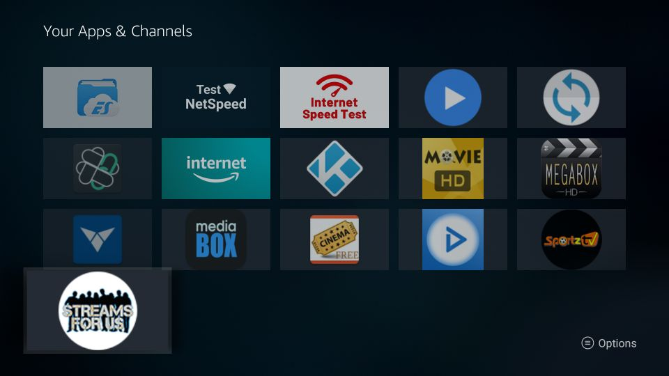 how to use streams for us iptv