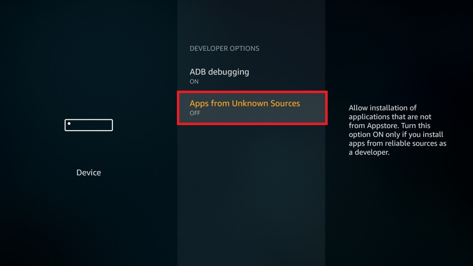 how to install sapphire secure iptv